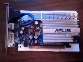Asus Nvidia GeForce 7500LE 128MB