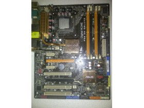 Asus P5W DH Deluxe 775