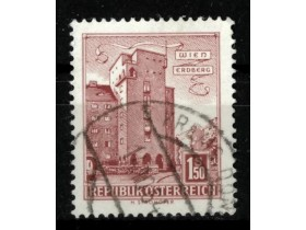 Austrija 1958.god (Mi AT-1047)