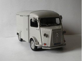 Auto welly CITROEN type H Made in China  1/24