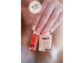 Avon Mark mini art lak za nokte CORAL