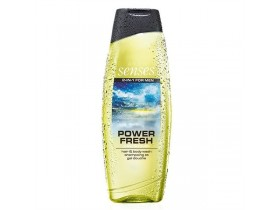 Avon Power Fresh kupka za kosu i telo za njega 250 ml