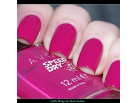 Avon Speed dray lak za nokte-strawberry