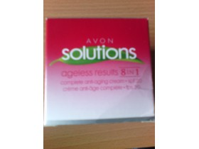 Avon solutions ageless results 8 in 1 zastitni faktor20