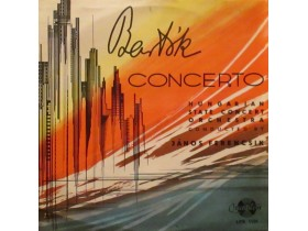 B.BARTOK - Concerto..Hungarian State Orch. J, Ferencsik