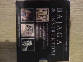 BAJAGA I INSTRUKTORI Box set 4 cd-a