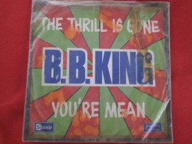BB KIng You are mean