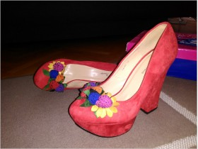 BEAUTIFULL SHOES prelepe cipele Vel.38 NOVO!