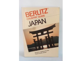 BERLITZ COUNTRY GUIDE JAPAN