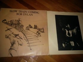 BOB DYLAN Slow Train Coming 1979