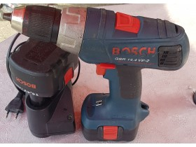 BOSCH GSR 14,4 VE 2 PROFESSIONAL  AKU BUSILICA