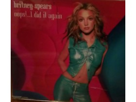 BRITNEY SPEARS - OOPS I DID IT AGAIN
