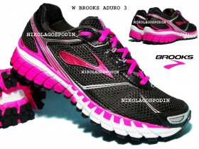 BROOKS ADURO 3,36,5-23cm Nekorisceno !