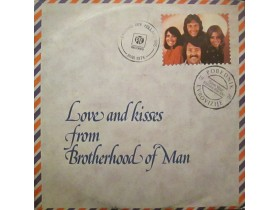 BROTHERHOOD OF MAN - Love And Kisses