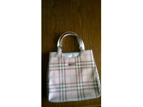 BURBERRY TORBA MADE IN ITALY