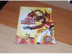 Bakugan album