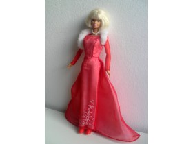 Barbie - Lady in red :)