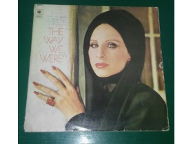 Barbra Streinsand-The way we are