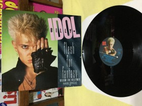 Billy Idol- flesh. Kao novo