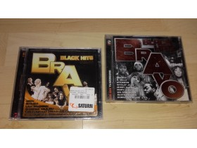 Black Hits  BRAVO  4-CD-a   ORIGINALI  2002
