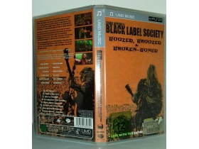 Black label society koncert for PSP