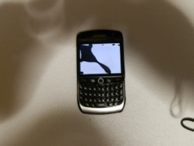 BleckBerry 8900 Curve