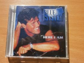 Blue System - here i am CD