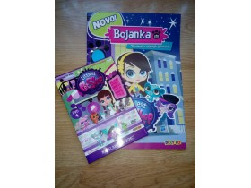 Bojanka i CD Littlest Pet Shop-nekorisceno