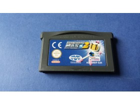 Bomberman Max 2 Blue - Game Boy Advance
