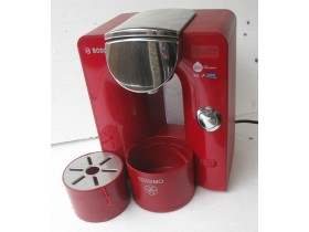 Bosch Tassimo Red aparat za kafu Made in Slovenia