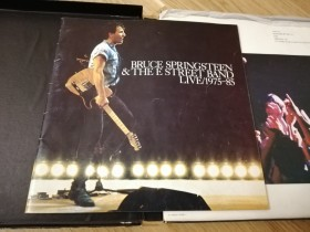 Bruce Springsteen & The E Street Band Live - 5 LPs