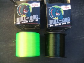 Bull dog najlon  2X1000 metara 0,28 i 0,35 mm