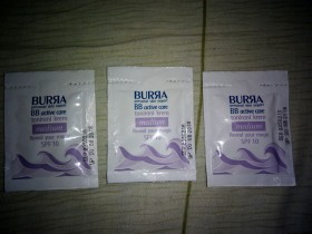 Burra BB Tonirana krema Medium (15ml)