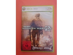 CALL OF DUTY - MODERN WARFARE 2 - Xbox igrica