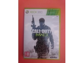 CALL OF DUTY - MODERN WARFARE 3 - Xbox igrica