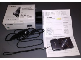CANON IXUS 160 + 16GB Garancija full pack