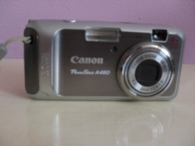 CANON-POWER SHOT A -460