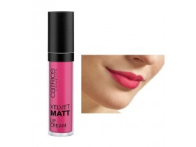 CATRICE VELVET MAT LIP CREAM 050 BROOKLYN PINK-STER
