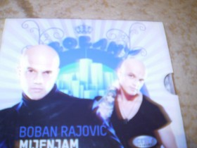 CD BOBAN RAJOVIC ORIGINAL
