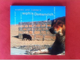 CD Dzez Sophia Domancich - Snakes and Ladders
