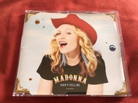 CD - Madonna - Don't Tell Me