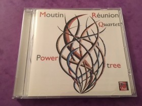 CD - Moutin Reunion Quartet - Power Tree