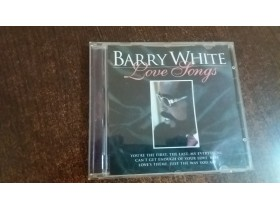 CD Muzika - Barry White - Love Songs -