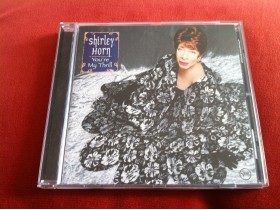 CD Shirley Horn - You're My Thrill