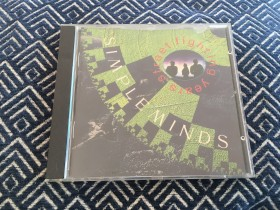 CD - Simple Minds - Street Fighting Years