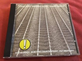 CD - Steve Reich - Electric Counterpoint
