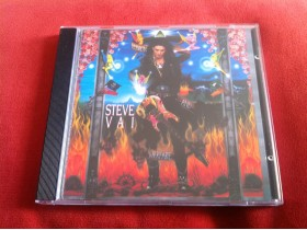CD Steve Vai - Passion and Warfare