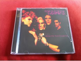 CD The Cramps - Songs the Lord Taught Tis