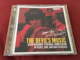 CD - The Devil's Music - Keith Richards'Pers