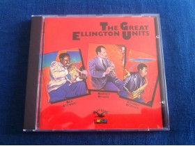 CD - The Great Ellington Units